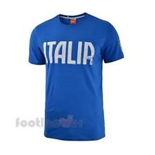 Men's T-Shirt Puma Graphic Tee 745185 01 Royal Italy Soccer World Cup 2014 Brazi