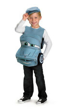 LICENSED CHILD BOYS CARS 2 MOVIE FINN MCMISSILE FANCY DRESS HALLOWEEN COSTUME