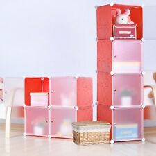 DIY Home Storage Cube Organizer for Clothes Shoes Bags Office (8) Cubitbox