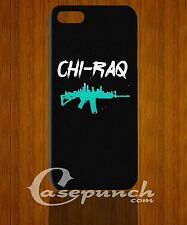 MZ CHI-RAQ West Kanye1 FOR 3D iphone 4 4g 4s 5 5s 5c HTC One M7 back cover case