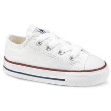 CONVERSE Chuck Taylor All Star Ox (Infant) Kids Trainer - White