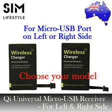 Universal QI Wireless Charging Receiver for micro-USB for Samsung Nokia LG HTC