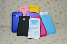 Shelly Hard Cover Case Back Skin For Alcatel One Touch M'Pop 5020 OT-5020