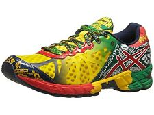 Asics Gel-Noosa Tri 9 Men's Shoes Citrus Yellow/Red Pepper/Green T408N-1228