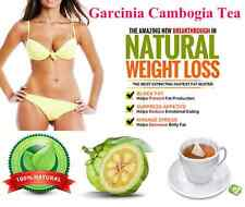 Garcinia Cambogia Herbal Tea Weight Loss Detox Colon Cleanse Constipation Relief
