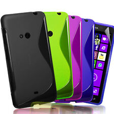 Premium Jelly Case Cover for Nokia Lumia 625 + Screen Guard