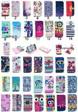 Fashion Flip Wallet Printed PU Leather Stand Case Cover For LG Google Nexus 5
