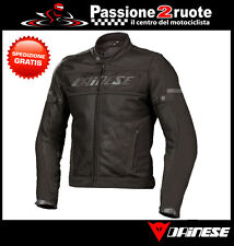 Giacca Dainese Air-Frame Tex nero black moto jacket