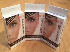Eyebrow Shapers Wax Hair/Brow Remover 28 Strips Proffessional Quality Uk Stock