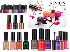 REVLON COLORSTAY NAIL POLISH / VARNISH # CHOOSE SHADE