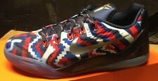 """Nike Zoom Kobe 9 IX """"Independence Day"""" USA Royal Red GS SZ 4y-7y AS HTM Prelude"""