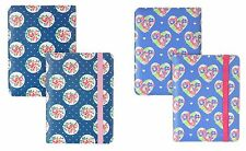 Trendz E-Reader Case Kindle 4 Kobo Touch Universal E-Book Cover Blue Floral
