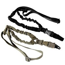 Tactical One Single Point Gun Rope Adjustable Rifle Gun Sling/Strap Outdoor