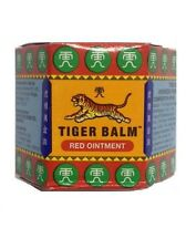 Original Ayurvedic Red Tiger Balm Relief From Body Headache Muscular, Joint pain