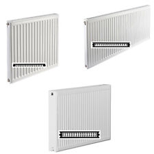 New Prorad 600mm High Double & Single Panel Compact Central Heating Radiator