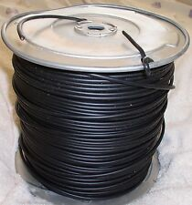 16 GAUGE Monster Dog Invisible Fence Wire 60mil LD Polyethylene Solid 2 DBY Conn