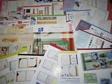 Creative Memories Idea sheets YOU CHOOSE create borderlines & accent pieces with