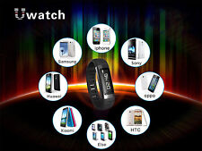 Fashion Bluetooth Smart Bracelet Watch For Smart phone WiFi Supported Waterproof