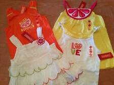 NWT Gymboree Citrus Cooler Sleeveless Summer Tops Sz 7 & 8 CHOICE