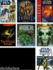 ANNUALS new and old MULTI-LISTING Free UK Postage! SEE DESCRIPTIONS