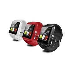 For Samsung S4/Note 2/Note 3 HTC Android U8 Bluetooth Smart watch iPhone 4S 5 5S