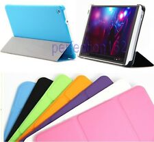 "For Huawei MediaPad M1 8.0"" Tablet Luxury Slim Folio Leather Case Cover"