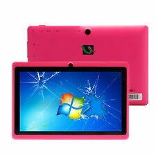 "IRULU 16GB 7"" Google Android 4.2 Dual Core Cameras A23 1.5GHz Tablet PC w/ Case"