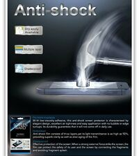 ADPO Anti shock/hammer screen protector/film for LG Optimus L90 T-moble, D415