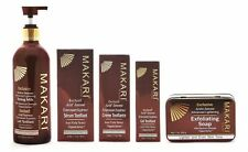 "Makari ""EXCLUSIVE"" Skin Lightening Toning Milk/ Cream/ Serum/ Soap/ Gel"