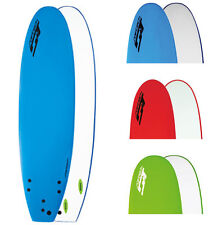 Softech 7'0 Mini Mal Softboard - Soft Surfboard With Free Fins