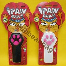 Ipaw Beam Interactive Automatic Red Laser Pointer Pen Pet Cat Dog Exercise Toy