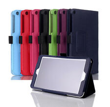 Premium Magnetic Folding Flip PU Leather Cover Case Stand For ASUS Pad Tablet