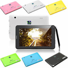 """iRulu 7""""Android 4.2 WIFI 2G Phablet Tablet A23 Bluetooth Dual Core 8GB w/Headset"""