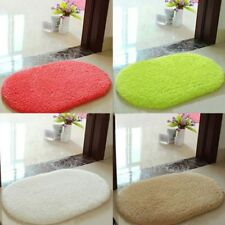 Memory Foam Bathroom Shaggy Rug Non Slip Bath Mat Floor Shower Carpet Choice