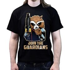 Join the Guardians Army of Galaxy dvd T-shirt P787