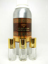 Choose any 3 x 3ml Concentrated Perfume Oil from a Selection