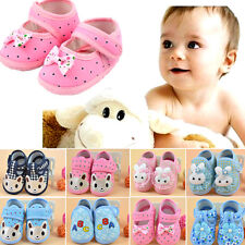 New Cute Baby Shoes Soft Bottom Antiskid Toddler Baby Toddlers Shoe