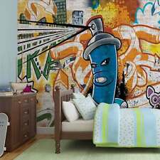 WALL MURAL PHOTO WALLPAPER PICTURE (1398VEVE) Graffiti Boys Urban Art