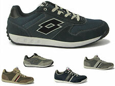 Scarpe Lotto City Trainers Selection Coach & Gary Moda Uomo Casual Sport Summer