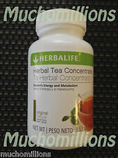 HERBALIFE HERBAL TEA CONCENTRATE 3.5oz Lemon Peach Raspberry Original Cinnamon