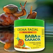 Facial cream Baba de Caracol, Earth Snail Slime, rejuvanate and better skin