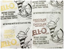 28oz Jello Instant Pudding & Pie Filling Mix Dessert Pick One Flavor