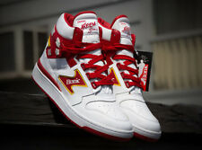 2014  Etonic The Dream 1 Hakeem Olajuwon Houston Rockets EML14F-01 White Red