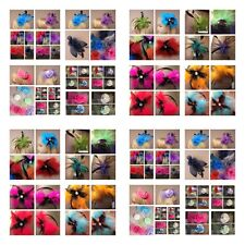 Hair Fascinators on headband comb or clipped for Wedding Prom Party Race days