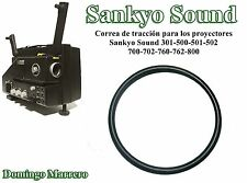 Drive Belt Super 8 Film Projector for Sankyo Sound