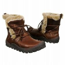 New Kalso Women's Earth Central Leather Winter Boots  6 M