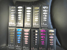 MINX NAIL WRAPS ASSORTED DESIGNS EASY TO APPLY AND EASY TO REMOVE
