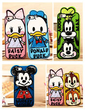 3D Cute Soft Cartoon Disney Animals Silicone Phone Case Cover For Iphone 5 5S