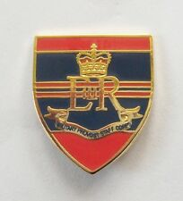 MPSC (MILITARY PROVOST STAFF CORPS) LAPEL PIN OR WALKING STICK MOUNT