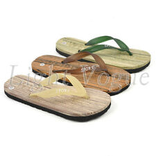 Nice Man Men Showers Shoes Summer Sandals Beach Thong Slippers Flip flops 0022